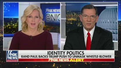Barrasso: Whistleblower must testify in front of Congress for sake of transparency