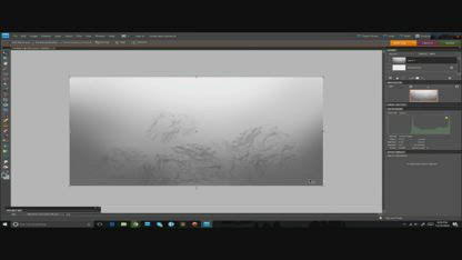 Fantasy Creature Photoshop Speedpaint