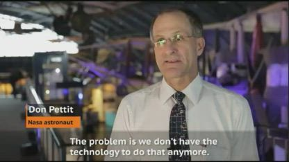 NASA Astronaut Don Pettit: We Can't Go Back To The Moon, We Don't Have That Technology Anymore
