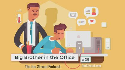 Big Brother in the Office - Podcast preview