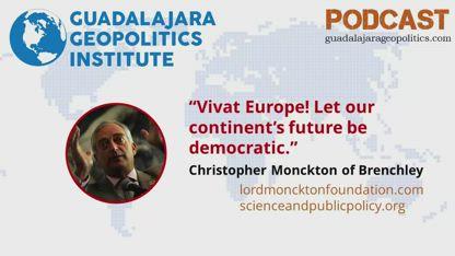 Lord Christopher Monckton: Vivat Europa!