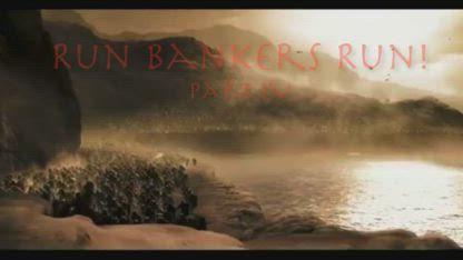 Run Bankers Run - Checkmate!