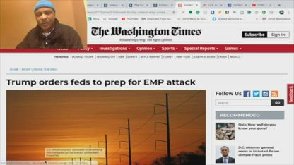 Warning To America - EMP Attack then FEMA Camps