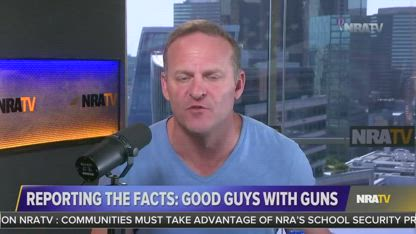 Good Guys With Guns Save Lives—That's a Fact