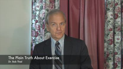 The Plain Truth About Exercise