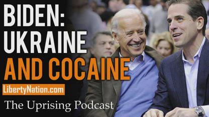Biden: Ukraine And Cocaine
