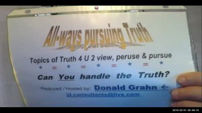 AwPT = All-ways Pursuing Truth, Jan, 31, Police shootings in Houston, Sheriff's liking guns