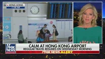 Should the US get more involved with Hong Kong protests?