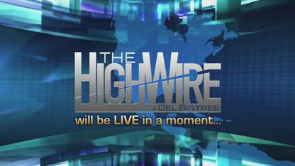 highwire w Del Bigtree IS MODERN LIVING THE DEATH OF AMERICA?