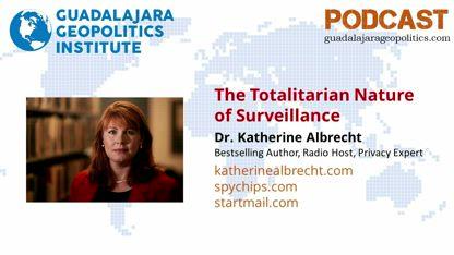 Katherine Albrecht: The Totalitarian Nature of Surveillance (NSA, Google, Facebook)