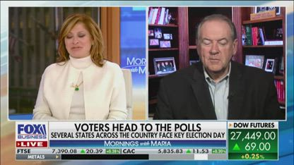 Huckabee: Democrats have offered nothing but higher taxes