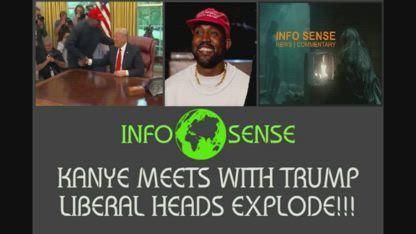 KAYNE MEETS TRUMP:  LIBERAL HEADS EXPLODE  WITH RACISM AND CONSERVATIVE PURGES!!!!