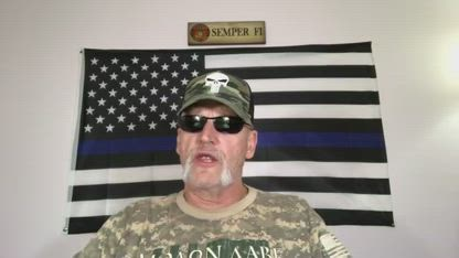 Retired Marine - The UN Is Systematically Taking Over America And Must Be Stopped ASAP!