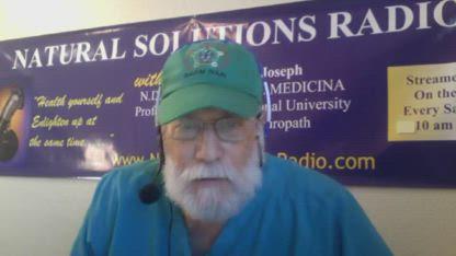 Natural Solutions Radio with Professor Eliezer Ben-Joseph Saturday September 22nd. 2018