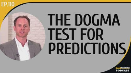 The Dogma Test for Predictions