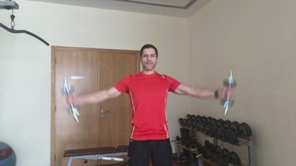 Around the World Lateral Raises