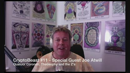 CryptoBeast #11 - Quatuor Coronati, Theosophy and the Zionists with Special Guest Joe Atwill