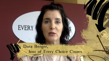 "Every Choice Counts Show Promo - Ted Kuntz, author of ""Dare To Question"""