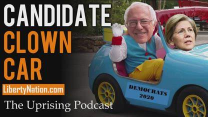 Democrats' Clown Car Of Candidates