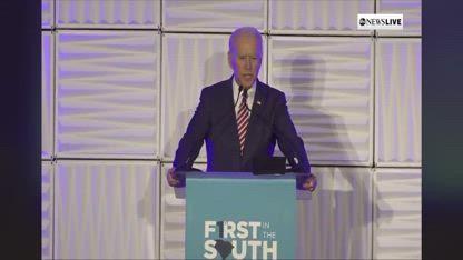 Joe Biden Says Hes Running For...Senate?