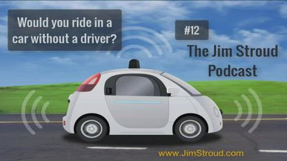 Would you ride in a car without a driver?