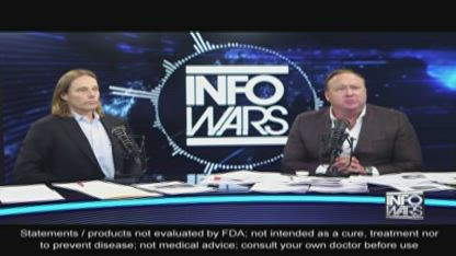 Dr. Group Caller Says Child Bribed and Bullied to Take Flu Shot Vaccination with Alex Jones