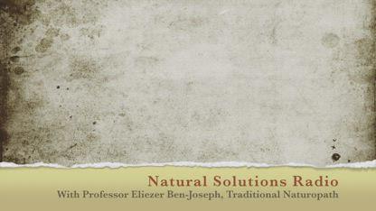 Natural Solutions Radio October 27th, 2018