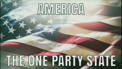 America Is A One Party State - David Icke