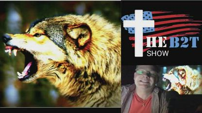 Catching a Wild Animal - Clintons & the Cabal - B2T Show Dec 13