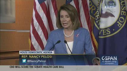 """""""WrapUp Smear"""" explained by Democrat Nancy Pelosi"""
