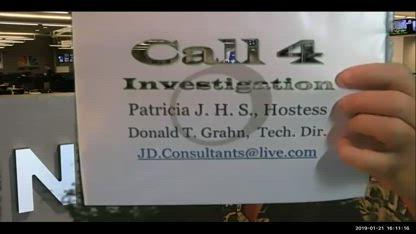 C4I, Call 4 Investigation, Jan 21, Part 3 of 3, MLK, Border, Horton.