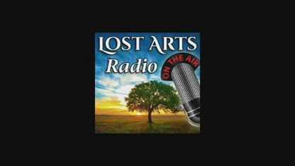 Getting Back To The Garden - Lost Arts Radio Live 8/24/19