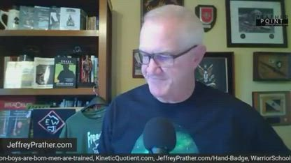 Jeffrey Prather - Krakened! Not Myth But Real! The Sting of the Steal Revealed! This Isn't Over! It's Just Getting Started! - Must Video