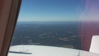 Flying the Navajo