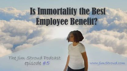 Is Immortality the Best Employee Benefit?