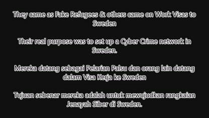"""(INDONESIAN) Audio: Hasil Penyiasatan. Penjenayah Siber Melayu di Sweden """"Investigation Result"""""""