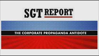 CHECKING IN WITH SEAN @ SGTReport after the Take down and reinstatement of his channel
