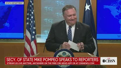 Pompeo on Iran, is there even one true sentence?