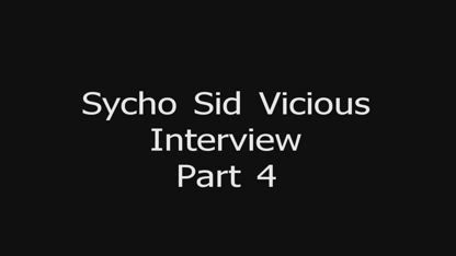 Sid Eudy Interview part 4