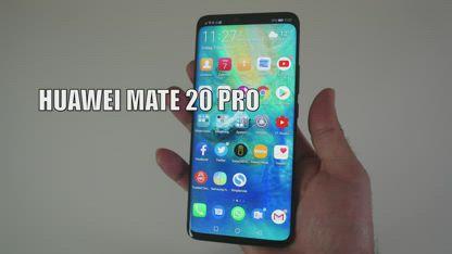 HUAWEI MATE 20 PRO - 1 MONTH LATER + #Gluegate Update