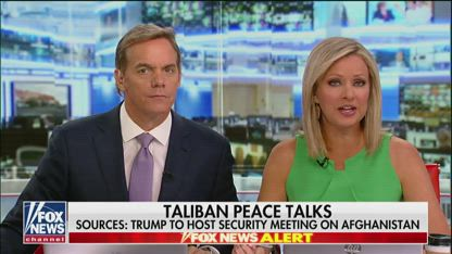 Trump to host national security meeting on Afghanistan