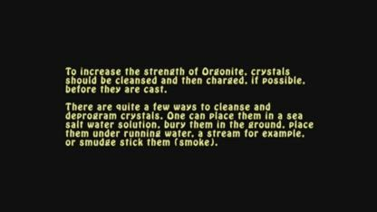 Orgone Experiences & Observations & Working with Orgonite