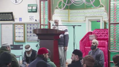 Return Of Jesus Isa (AS) at Nelson Mosque By Sheikh Imran Hosein