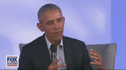 Obama makes rare rebuke of 'woke' culture