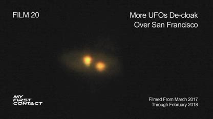 FILM 20_More UFOs De-cloak Over San Francisco