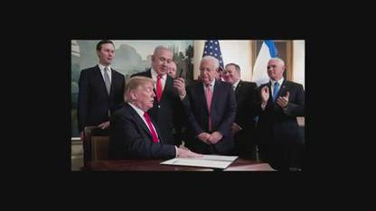 Understanding Trump's Peace Plan Deal of the Century on Israel-Palestine