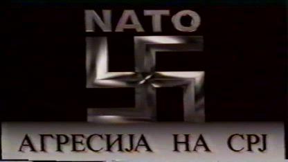 Agresia NATO proti Jugoslavii - The aggression of NATO against Yugoslavia