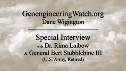 An Army General Discusses 911, Military Drills On US Soil, And Geoengineering