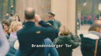 Hitler returns to berlin <3