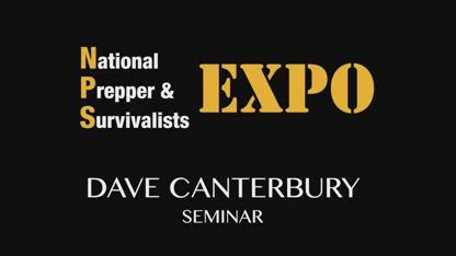 Prepping Advice From Dual Survival's Dave Canterbury